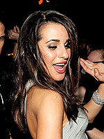 Inside the 2012 SAG Awards Afterparty | Lea Michele