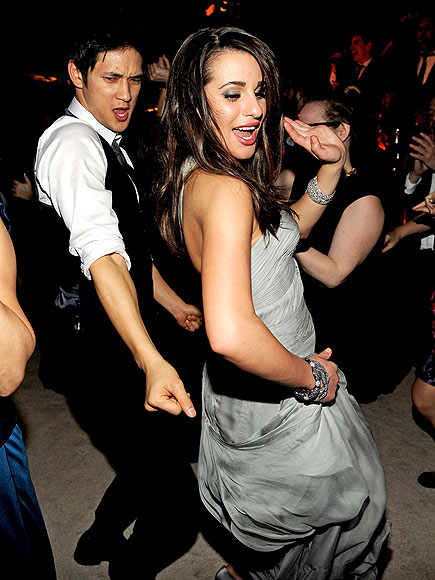 DANCE PARTY photo | Lea Michele