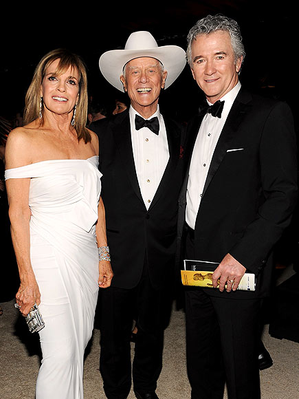 LONE STAR REUNION photo | Larry Hagman, Linda Gray, Patrick Duffy