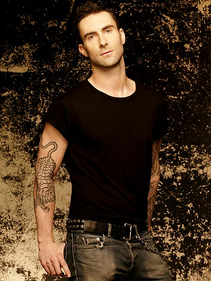 CALIFORNIA: ADAM LEVINE photo | Adam Levine