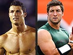 Sexy Athletes On the Field – and About Town | Cristiano Ronaldo