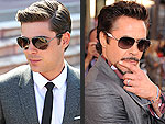 Hot Guys in Sunglasses: 50 Shades of Sexy