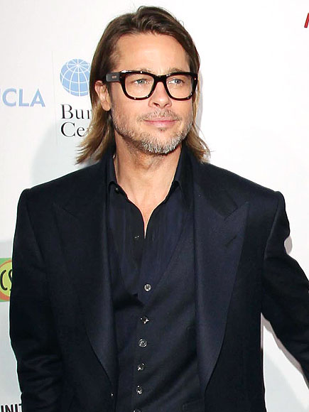 GLASSES photo | Brad Pitt