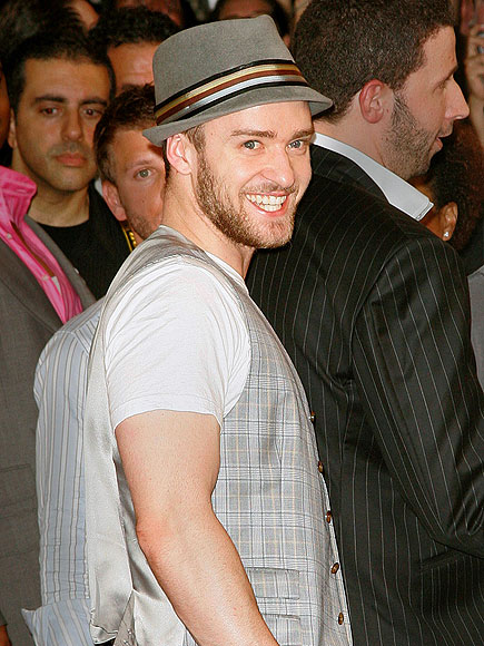 A FEDORA photo | Justin Timberlake