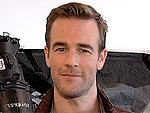 James Van Der Beek's Sexy Man Game Plan