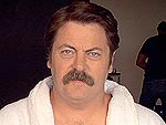 Nick Offerman: Why I'm a Sexy 'Stache Act