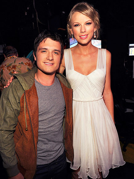 JOSH HUTCHERSON photo | Josh Hutcherson, Taylor Swift