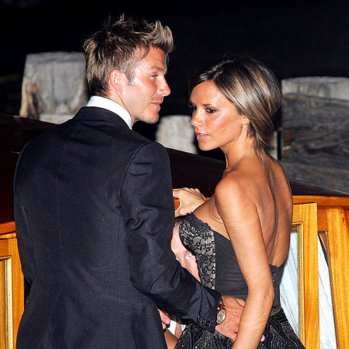 DAVID & VICTORIA, 12 YEARS  photo | David Beckham, Victoria Beckham
