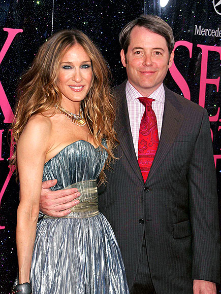 MATTHEW & SJP, 14 YEARS