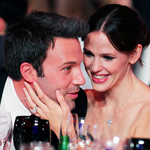 BEN & JENNIFER, 6 YEARS