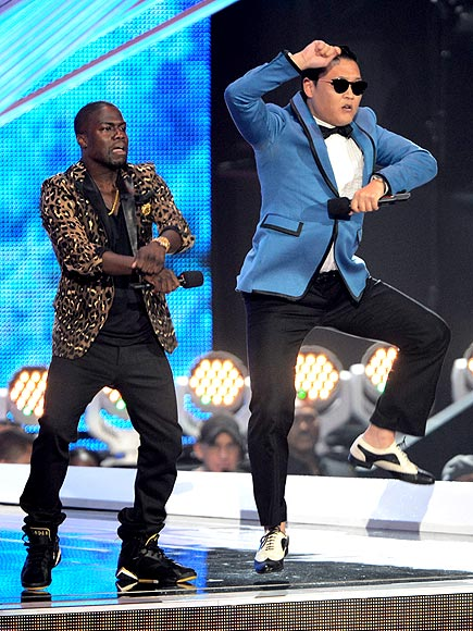 PSY photo | Kevin Hart