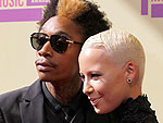 Wiz Khalifa and Amber Rose Announce Baby News at VMAs | Amber Rose, Wiz Khalifa