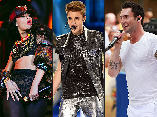 Meet the MTV VMA Nominees!