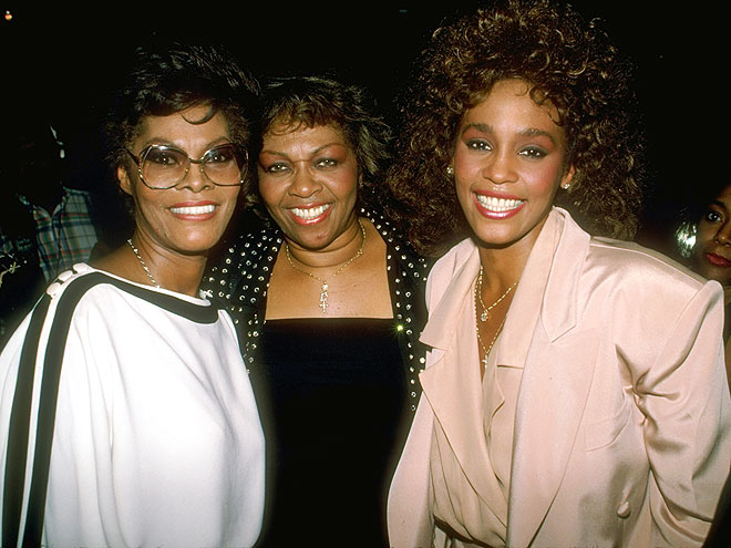 FAMILY ALBUM photo | Dionne Warwick, Whitney Houston