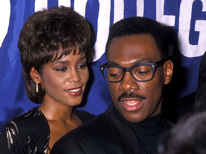 FUNNY BUSINESS photo | Eddie Murphy, Whitney Houston