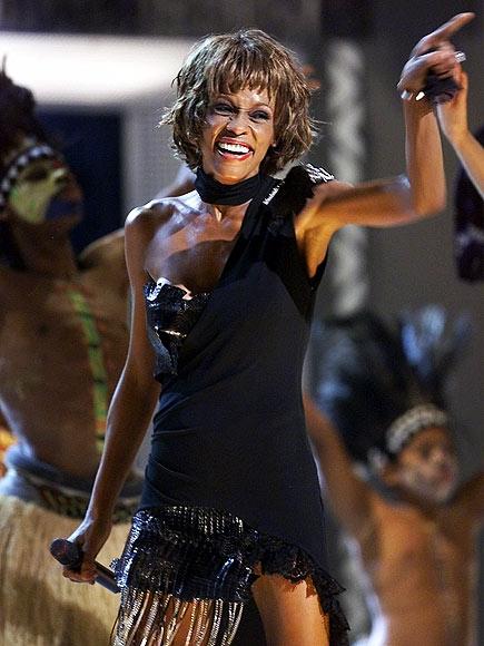 BODY WATCH photo | Whitney Houston