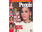 Whitney Houston's PEOPLE Covers | Whitney Houston