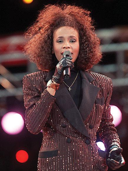 GOING BIG, 1988 photo | Whitney Houston