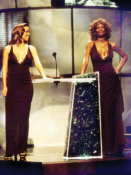 FASHION FACEOFF, 1998 photo | Whitney Houston