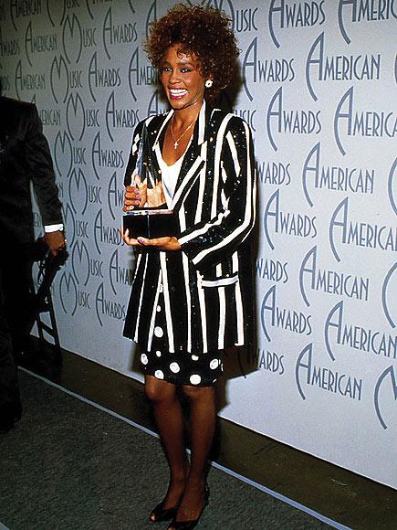 EARNING HER STRIPES, 1986 photo | Whitney Houston