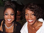 Goodbye, Whitney: Famous Friends, Sad Hearts | Janet Jackson, Whitney Houston