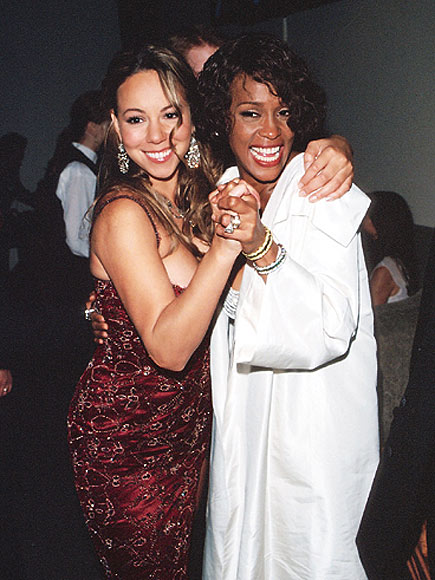 MARIAH CAREY photo | Mariah Carey, Whitney Houston