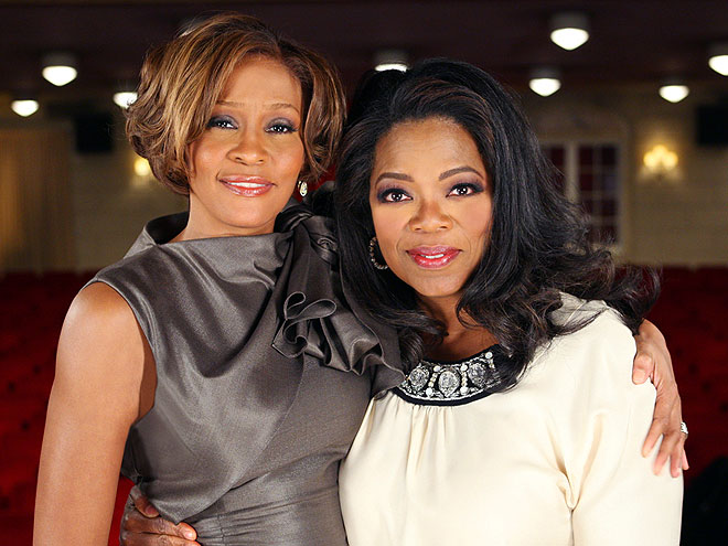 OPRAH WINFREY photo | Oprah Winfrey, Whitney Houston