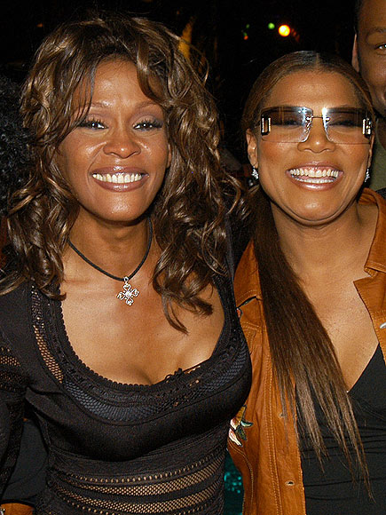 QUEEN LATIFAH photo | Queen Latifah, Whitney Houston