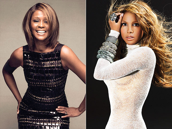 TONI BRAXTON photo | Toni Braxton, Whitney Houston