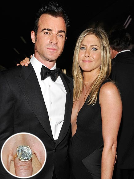 JENNIFER ANISTON photo | Jennifer Aniston, Justin Theroux