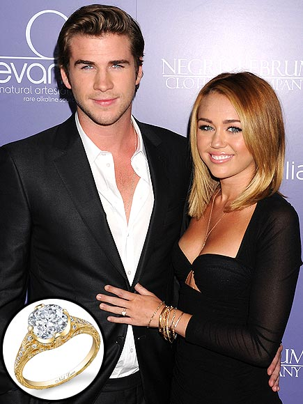 MILEY CYRUS photo | Liam Hemsworth, Miley Cyrus