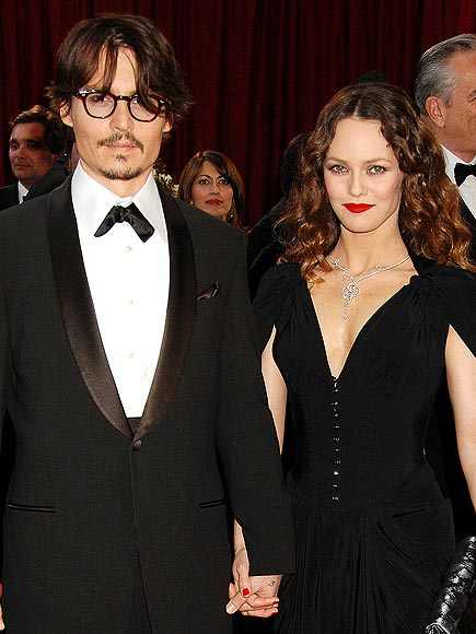 JOHNNY & VANESSA photo | Johnny Depp, Vanessa Paradis