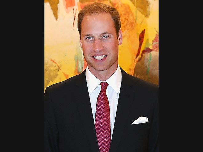 FOR PRINCE WILLIAM photo | Prince William