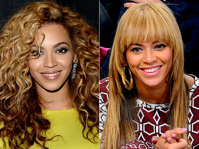 2012's Biggest Hair Makeovers