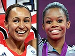 12 Stars of the London Olympics | Jessica Ennis
