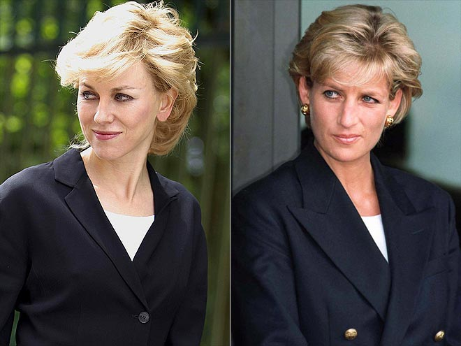 photo | Naomi Watts, Princess Diana