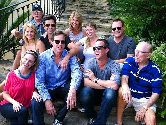photo | Full House, Bob Saget, John Stamos