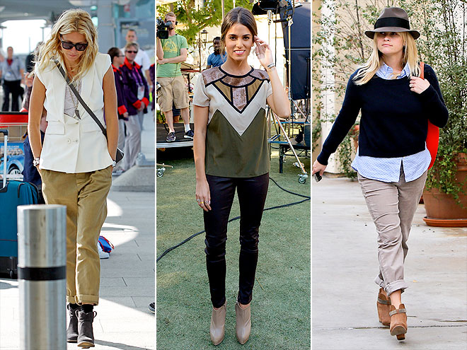 "THE ""IT"" SHOE: ANKLE BOOTIES photo 