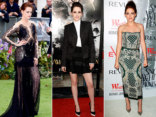 OUTSTANDING PROMO TOUR LOOKS: KRISTEN STEWART photo | Kristen Stewart