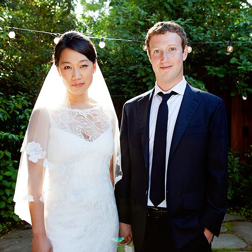 MARK & PRISCILLA photo | Mark Zuckerberg