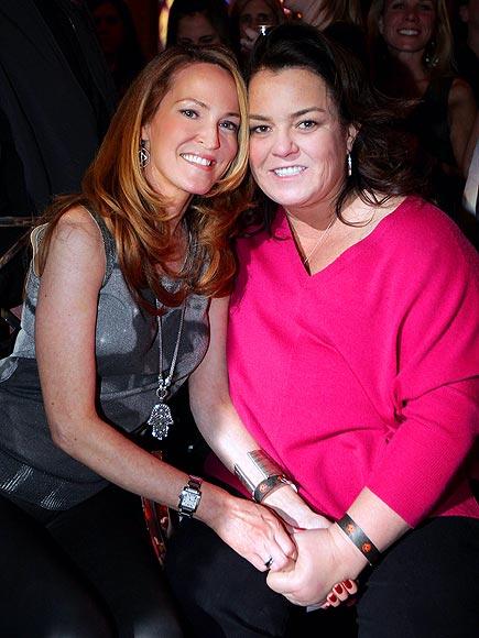 ROSIE & MICHELLE photo | Michelle Rounds, Rosie O'Donnell