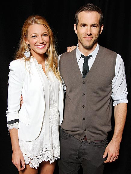 BLAKE & RYAN photo | Blake Lively, Ryan Reynolds
