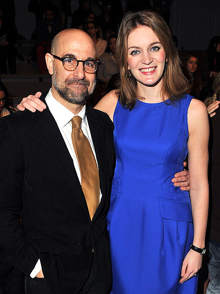 STANLEY & FELICITY photo | Stanley Tucci