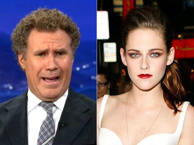 TRAMPIRE photo | Kristen Stewart, Will Ferrell