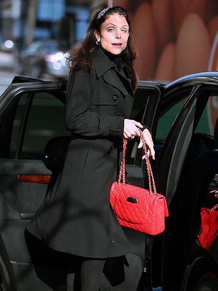 BAG LADY  photo | Bethenny Frankel