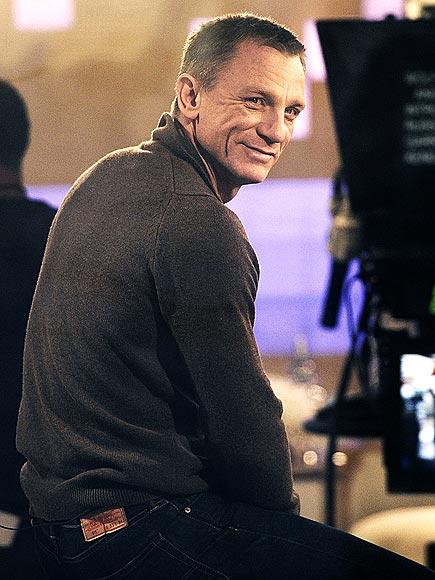 BRIGHT SIDE photo | Daniel Craig