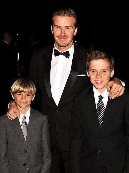 FOR THE BOYS  photo   David Beckham