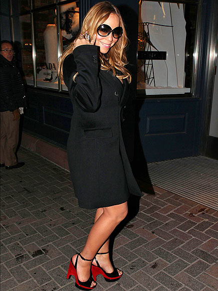 HEEL THYSELF  photo | Mariah Carey