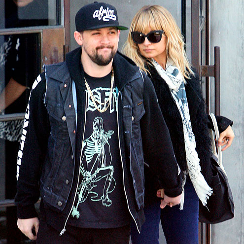 TWO FOR THE ROAD  photo | Joel Madden, Nicole Richie