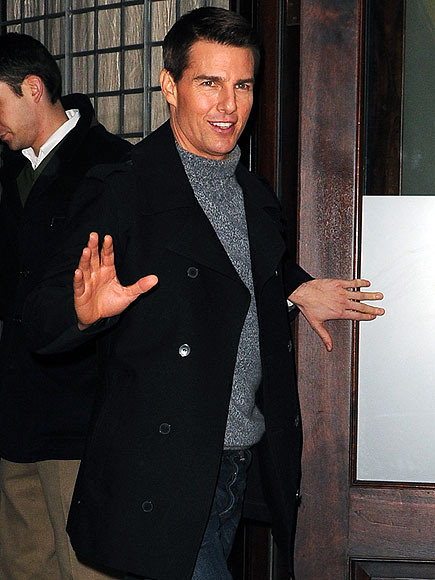 BEST IN 'SHOW' photo   Tom Cruise